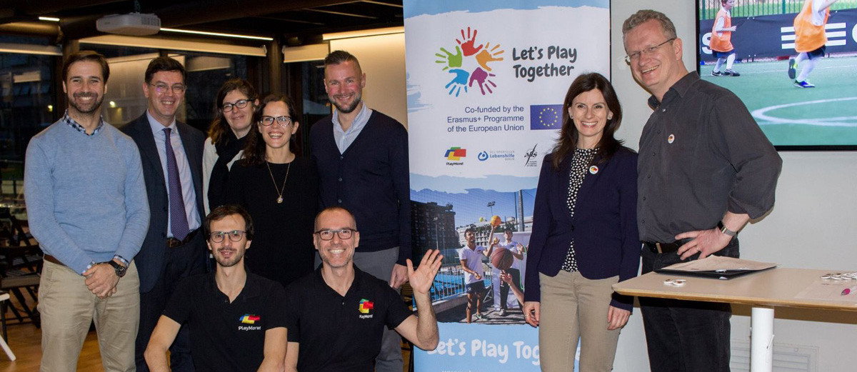 LEPYTER – Let´s Play Together
