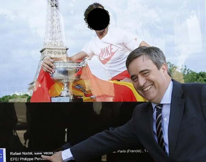 ¿Utiliza el CSD a los deportistas, sean hombres o mujeres, para sus guerras políticas, su imagen...?