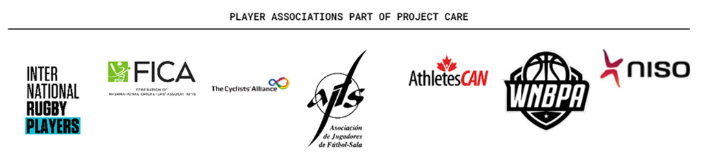 La AJFS forma parte del Proyecto CARE de la World Players Association para CUIDAR de los más jóvenes.
