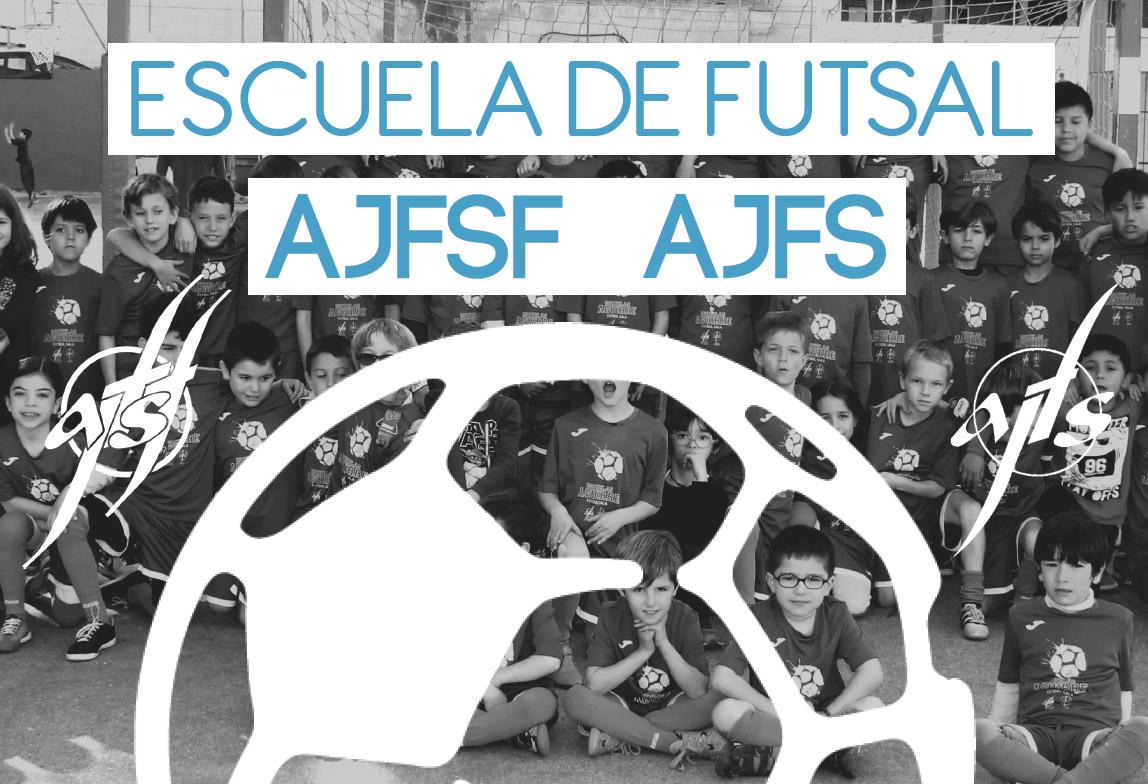 Dossier Escuelas Futsal AJFS-AJFSF