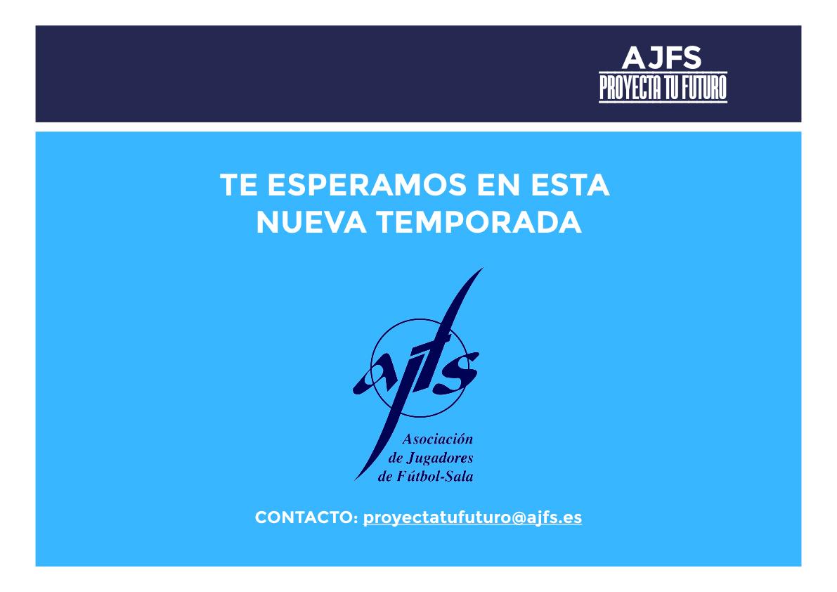 Proyecta tu futuro con la AJFS