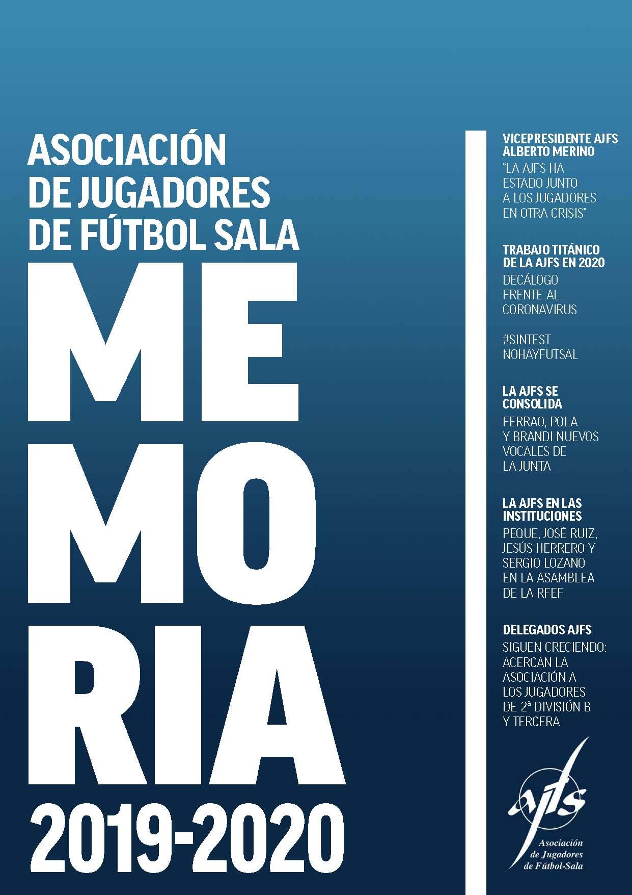 Memoria AJFS 2019-2020