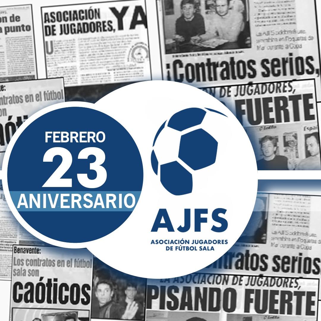 23 aniversario de la AJFS